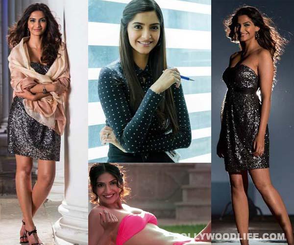 Is Sonam Kapoor her stylish best in Bewakoofiyaan?
