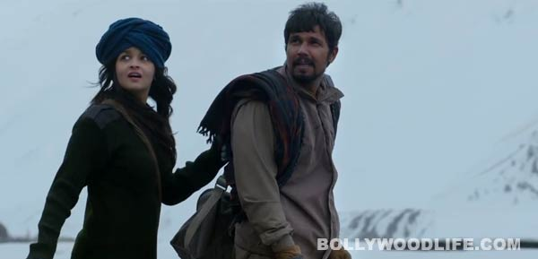 Highway movie review: Engaging and atypical improvised Bollywood road movie!