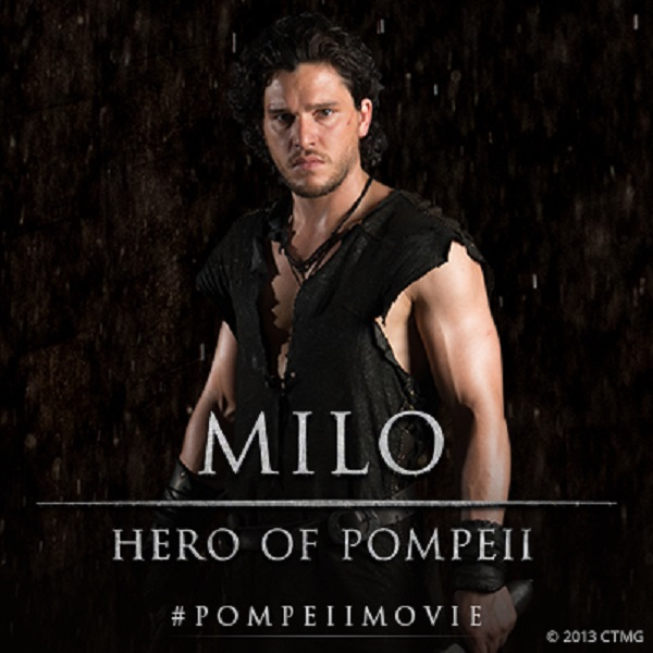 Pompeii movie review: The film is distinct and appealing!