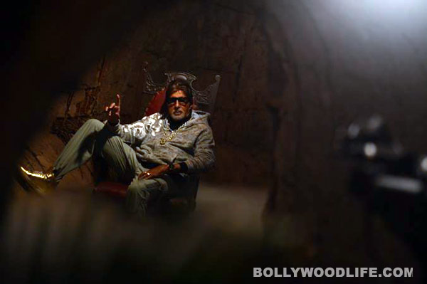 Party with the Bhoothnath song teaser: Amitabh Bachchan and Yo Yo Honey Singh's hatke rap number!