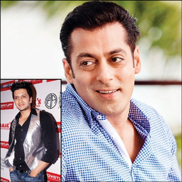 Why does Salman Khan want to remake Riteish Deshmukh's film?