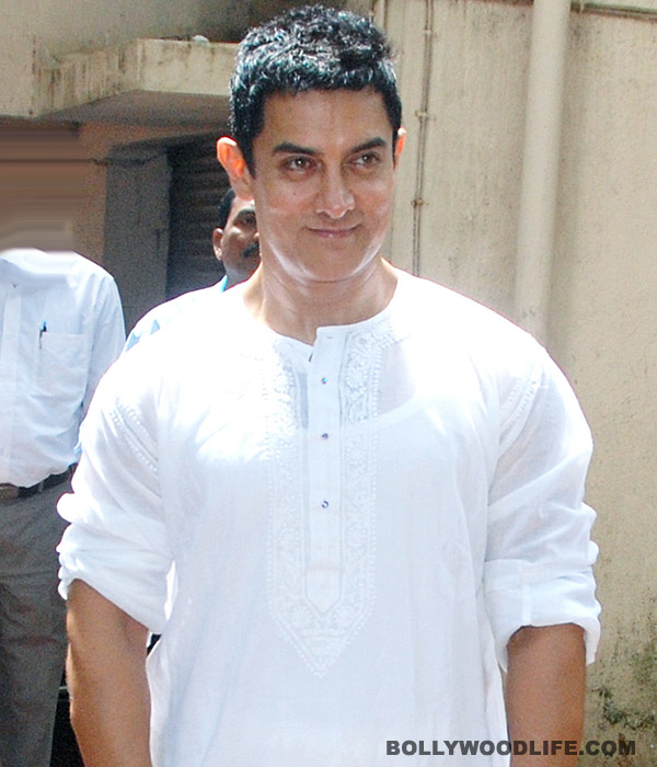 What does Aamir Khan have that Salman Khan and Shahrukh Khan don't?
