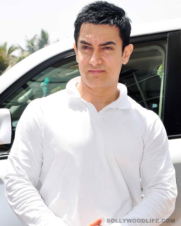 Why has Aamir Khan filed a police complaint?
