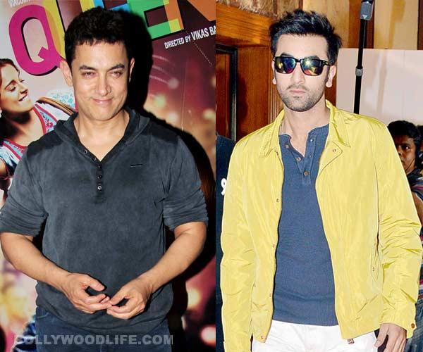 Aamir Khan snatches Christmas release date from Ranbir Kapoor