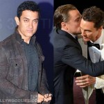 What does Aamir Khan have in common with Leonardo DiCaprio?