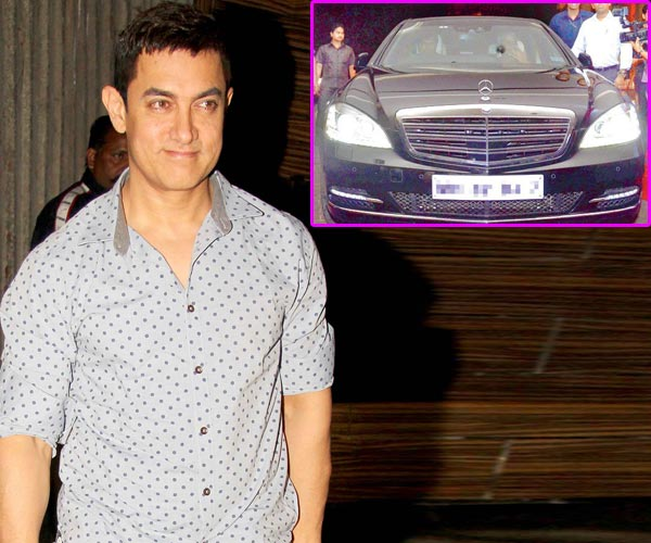 Why has Aamir Khan bought Rs. 10 Crore bomb proof car?