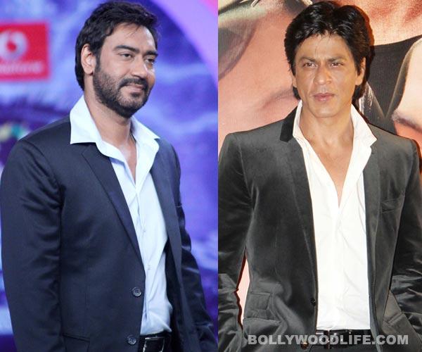 Ajay Devgn replaces Shahrukh Khan in Bajirao Mastani!