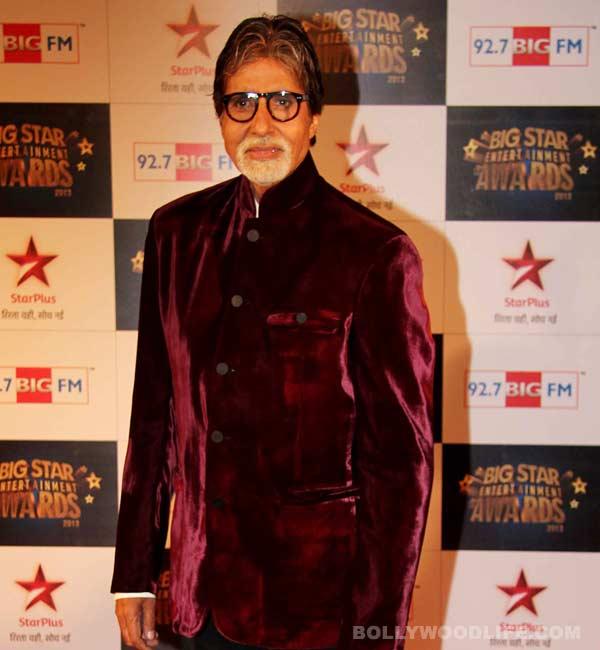 Amitabh Bachchan – still the biggest star in Bollywood!