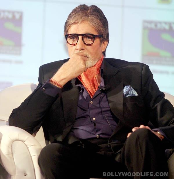 Why did Amitabh Bachchan not celebrate Holi?