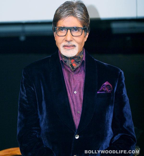 Have erratic work schedules taken a toll on Amitabh Bachchan's health?