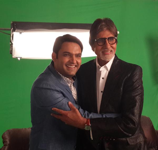 Comedy Nights with Kapil: Amitabh Bachchan to rock with Kapil Sharma