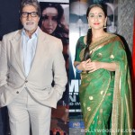 Amitabh Bachchan and Vidya Balan to inaugurate Indian Film Festival of Melbourne