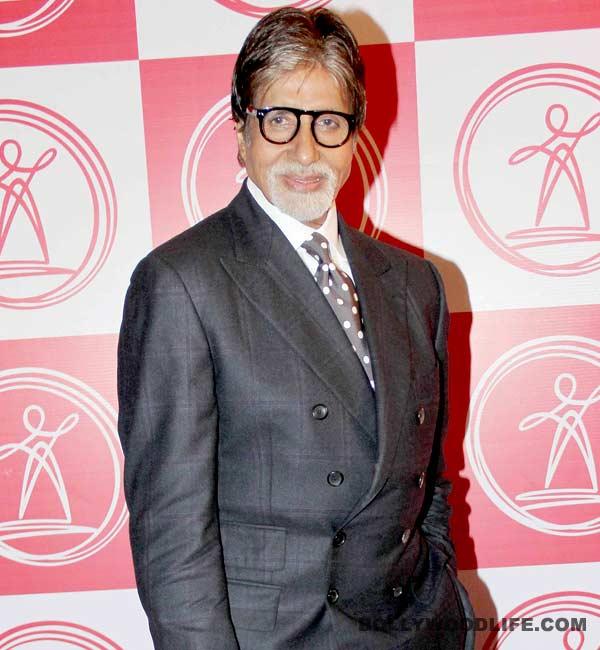 Amitabh Bachchan lends his voice for a mythological film!