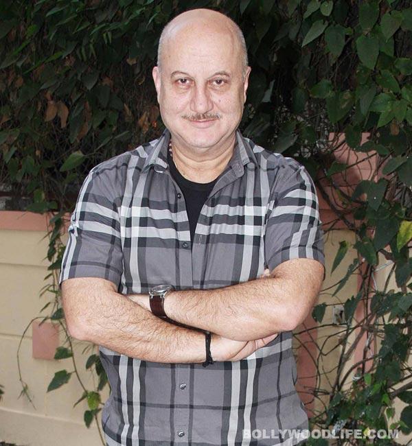 Anupam Kher: I don't see myself as a guru