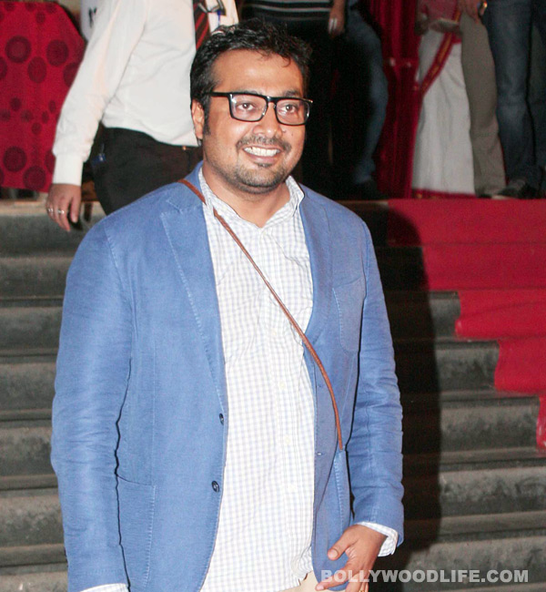 Anurag Kashyap to raise funds for The World Before Her