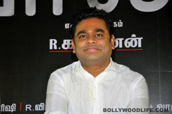 AR Rahman: Kaaviya Thalaivan gave me a chance to innovate with folk music!