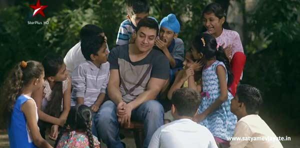 Aamir Khan's Satyamev Jayate 2 declared a hit by fans!
