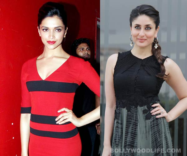 Deepika Padukone replaces Kareena Kapoor Khan in Karan Johar's Shuddhi