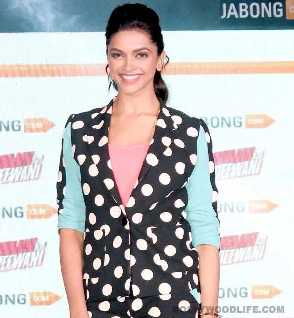 Deepika Padukone: Being in a relationship is very important for me