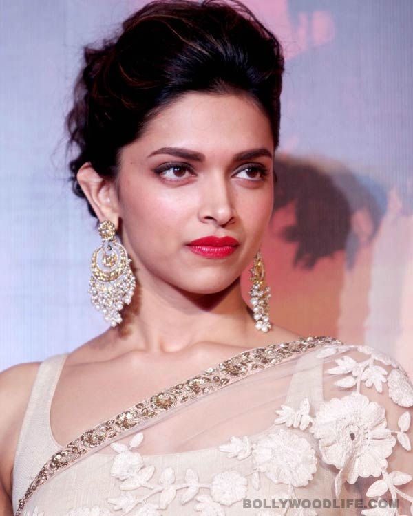 Is Deepika Padukone missing Ranbir Kapoor?
