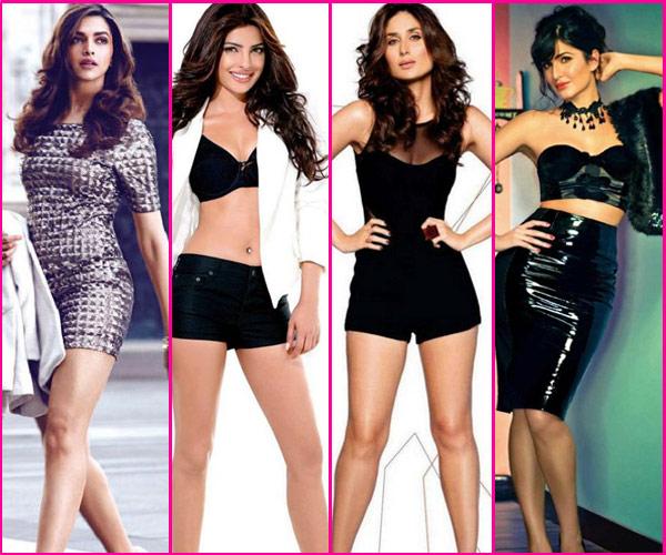 Deepika Padukone, Priyanka Chopra or Katrina Kaif - who will make a sexy politician?