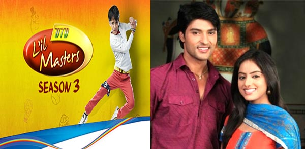Dance India Dance Li'l Masters beats Diya Aur Baati Hum in the TRP race