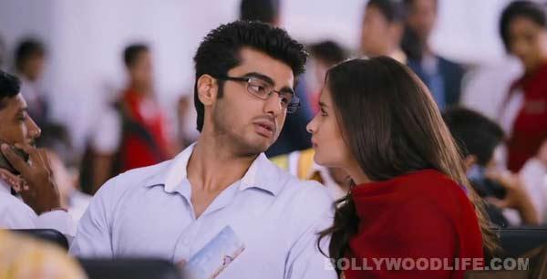 2 States dialogue promo: Has Alia Bhatt cast her magic spell on Arjun Kapoor?