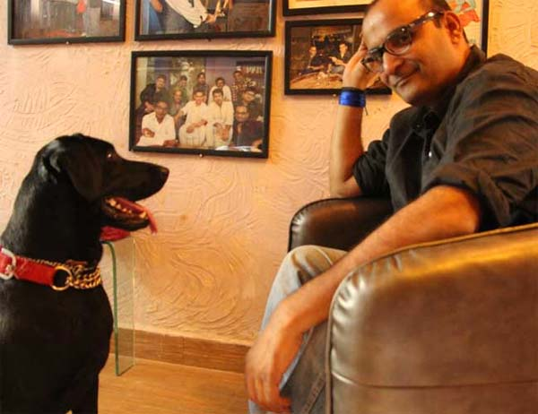 Dawood Ibrahim's film to be co-produced by a dog!
