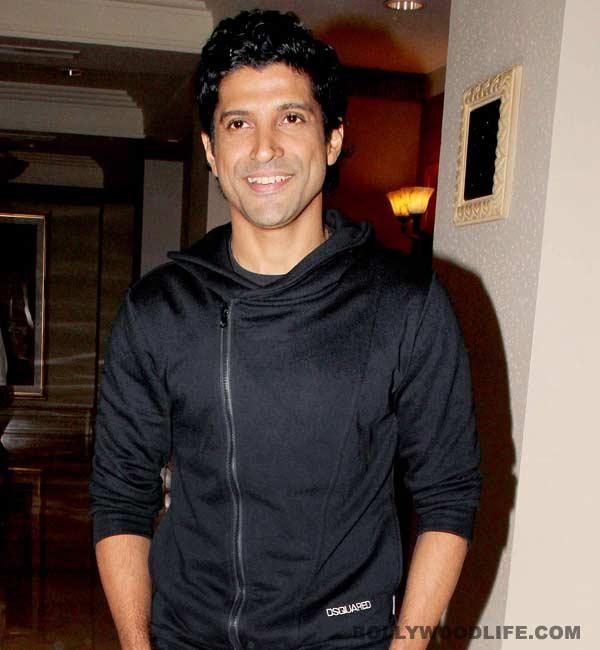 Farhan Akhtar: I'm working on a film alongside Amitabh Bachchan!