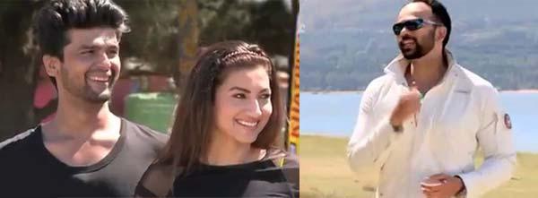 Khatron Ke Khiladi 5 promo: Will Rohit Shetty play a villain in Gauhar Khan and Kushal Tandon's love story?