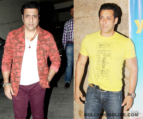 Did Salman Khan and Govinda meet to discuss the sequel of Partner?
