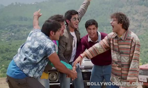 Purani Jeans song Yaari yaari: Tanuj Virwani and Aditya Seal's saga of friendship sounds refreshing!