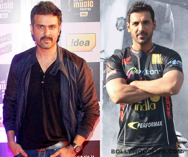 Will Bipasha Basu's current beau Harman Baweja team up with her ex-flame John Abraham?