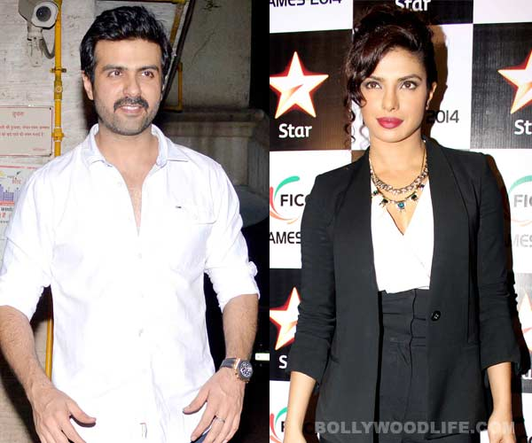Will ex-lovers Harman Baweja and Priyanka Chopra come together for a film?