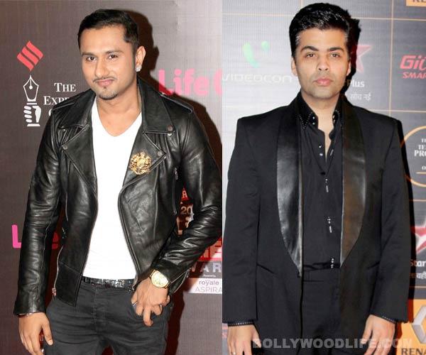 What do Yo Yo Honey Singh and Karan Johar have in common?