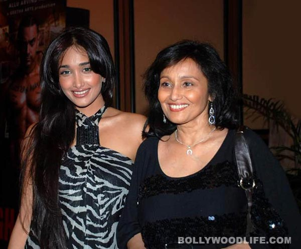 What was Jiah Khan's mother's sting operation all about?