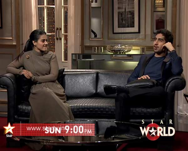 Koffee with Karan 4: Who according to Kajol is the sexiest actor in Bollywood?
