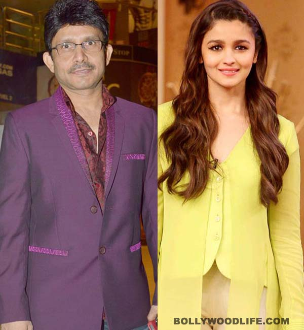 Will Kamaal R Khan be kicked out of a Bhatt project for his dirty talk about Alia Bhatt?