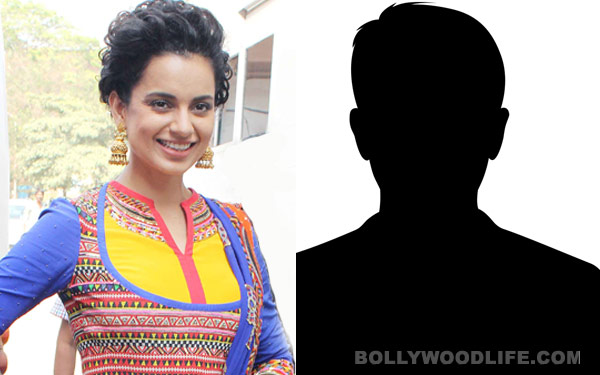 Who is Kangana Ranaut's mystery man?
