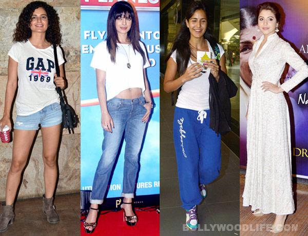 Priyanka Chopra, Deepika Padukone and Kangana Ranaut will help you dress this Holi!