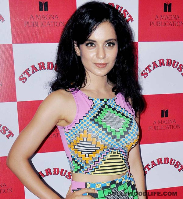 Kangana Ranaut: I was very eager to work with the Khans and bigger heroes