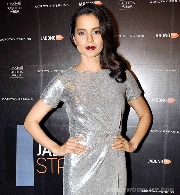 Kangana Ranaut to be a showstopper for Jabong.com at LFW 2014