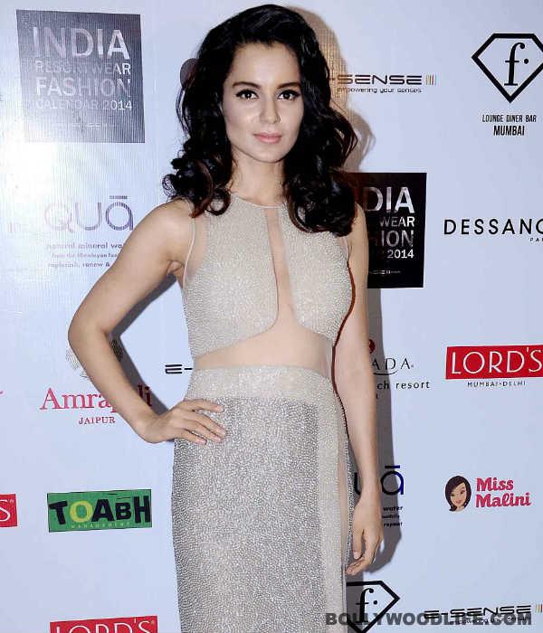 Kangana Ranaut confirms replacing Vidya Balan in Sujoy Ghosh's film!