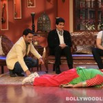 Jeetendra and Tusshar Kapoor reveal their secrets on Comedy Nights with Kapil – View pics!