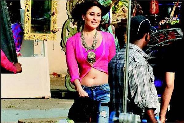 Have you checked out Kareena Kapoor Khan's look in Akshay Kumar's Gabbar?-View pic!