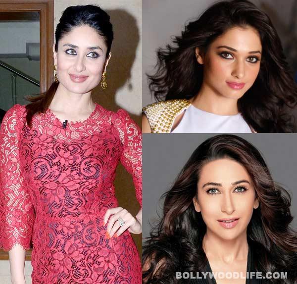 Why does Tamannaah Bhatia remind Kareena Kapoor of Karisma Kapoor?