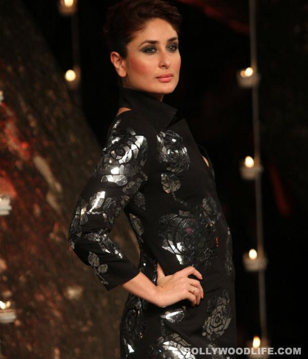 Kareena Kapoor: Saif Ali Khan doesn't like walking the ramp too much - View pics!