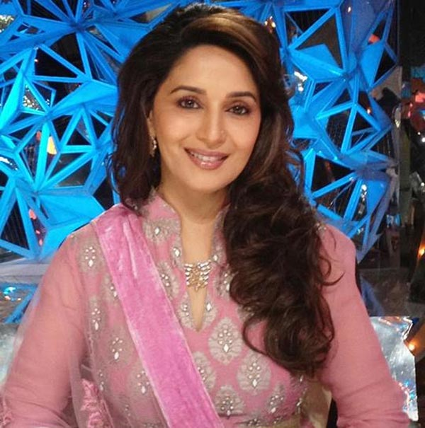 What is Madhuri Dixit-Nene's connection with Kolkata?