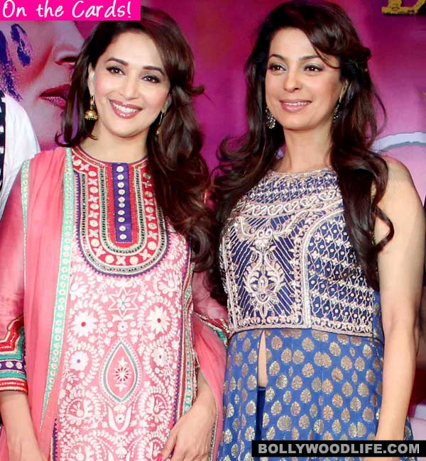 Who will benefit from Gulaab Gang - Madhuri Dixit or Juhi Chawla? Tarot predicts...