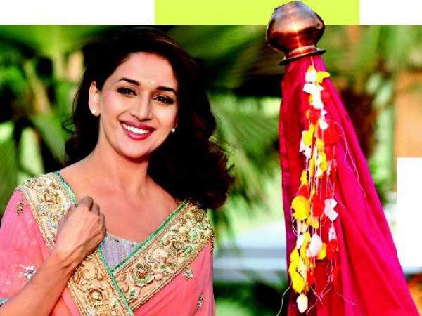 Madhuri Dixit Nene, Sridevi, Yami Gautam, Riteish Deshmukh, Poonam Pandey wish their fans on Twitter!